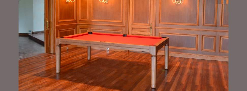 mesa de billar segunda mano